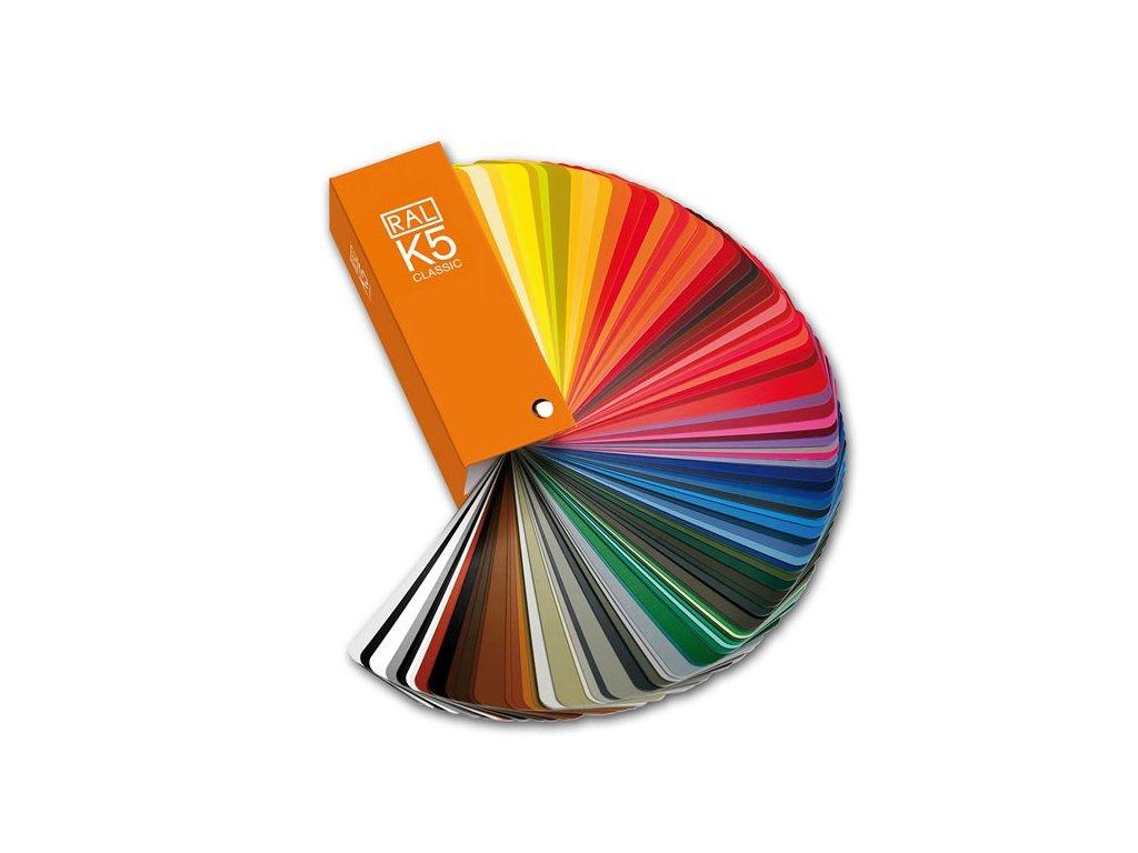 Barva vitríny MH60 - RAL dle požadavku