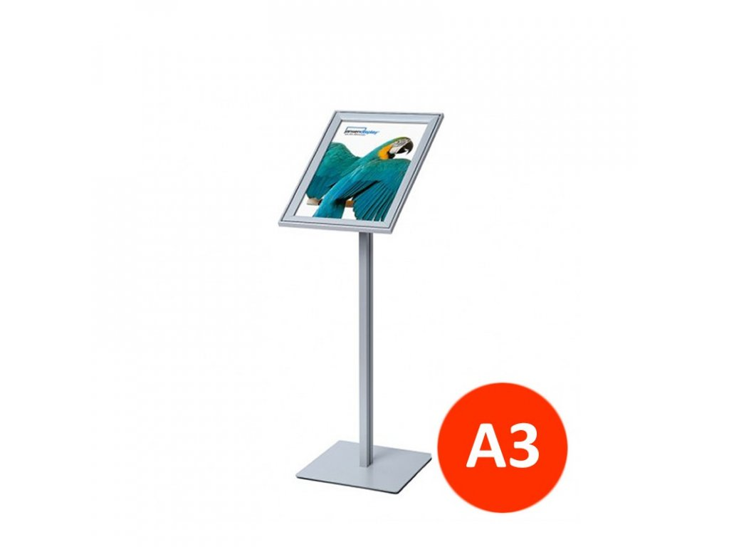 Designový stojan Menuboard A3
