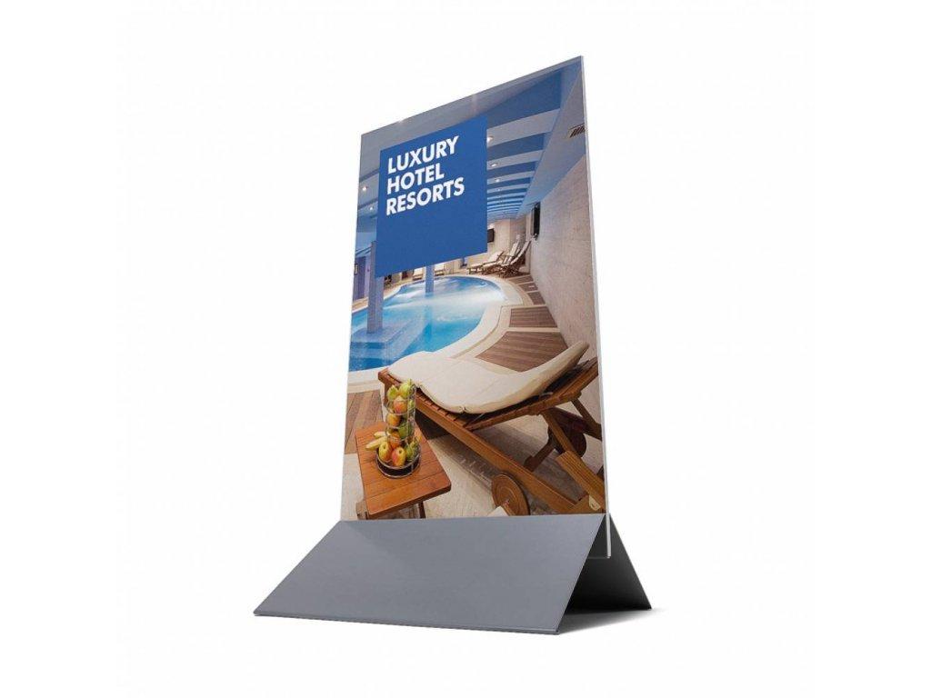 BH30 Základna pro reklamní panel, šířka 300 mm