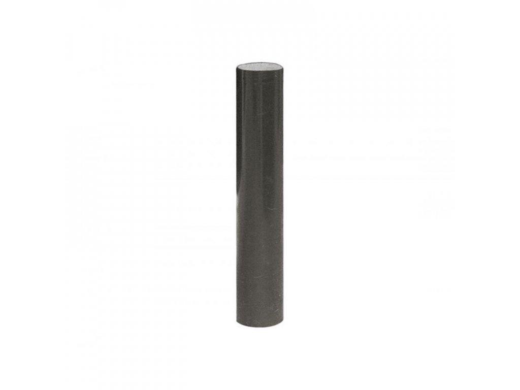 Bezpečnostní nárazu odolný patník - sloupek, průměr 273 mm bez víka, barva šedá Procity 206473.GPRO