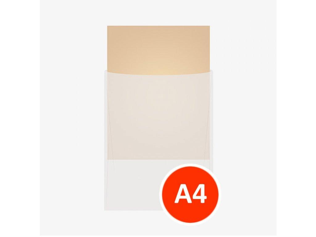 Voděodolná kapsa A4