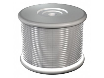Perlonové lanko 2 mm, špulka 100 m
