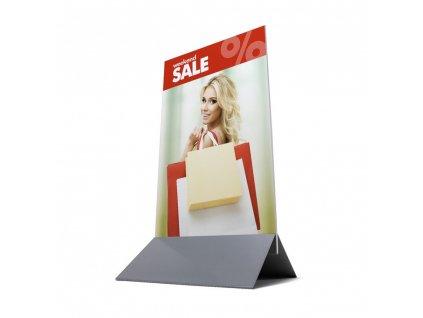 BH60 Základna pro reklamní panel, šířka 600 mm
