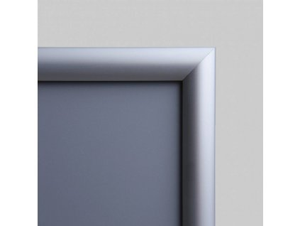 Klaprám A2, ostrý roh, profil 25 mm