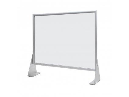 Ochranná zeď Slide In A1 - plexisklo, na šířku SFPWALLA1HOR