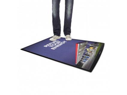 Podlahový plakátový systém FloorWindo, formát 4xA4 FW4A4