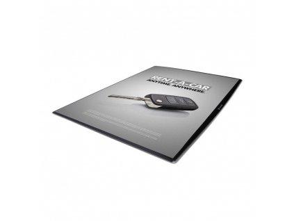 Pultový plakátový systém DeskWindo, formát A3 DWA3S5