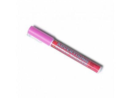 Křídový popisovač - růžový (3mm) CHMARK3PINK