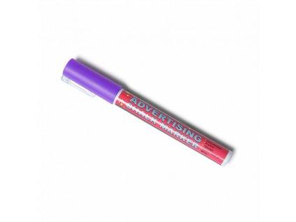 Křídový popisovač - fialový (3mm) CHMARK3PURPLE