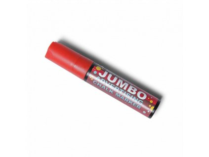 Křídový popisovač - červený (15mm) CHMARK15RED