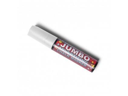 Křídový popisovač - bílý (15mm) CHMARK15WHITE
