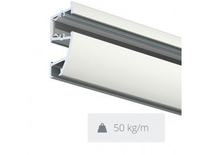 Nástěnná lišta Combi Rail Pro Light