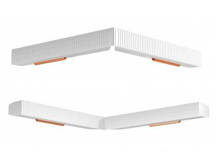 Set pro propojení lišty Combi Rail Pro Light 40.31300