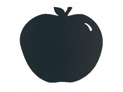 """Nástěnné piktogramové křídové tabule Silhouette, tvar """"jablko"""" FB-APPLE"""