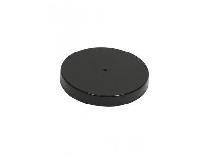 Podstava pro sloupkový popelník, černá SP-BL-SM-F1