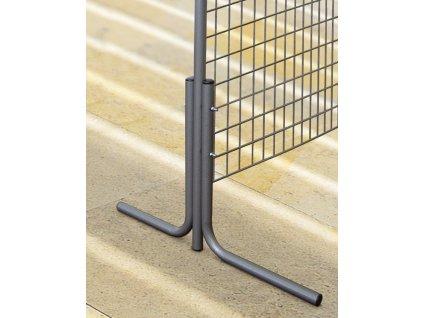 Odnímatelná noha pro interiérovou výstavní mříž 513604