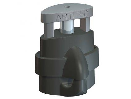 Samosvorný háček Micro Grip s pojistkou, pro lanko 2 mm, nosnost 20 kg 30.41250