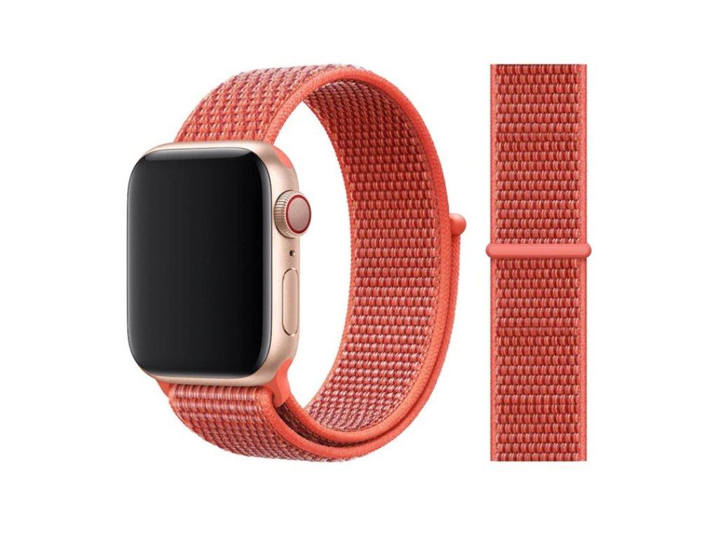 Apple Watch náhradní nylonový náramek 42/44mm