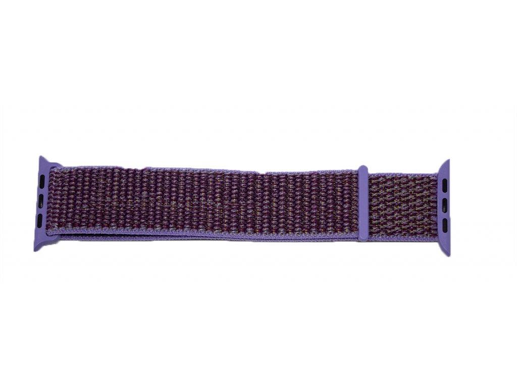 Nylonový řemínek pro Apple Watch 42/44mm