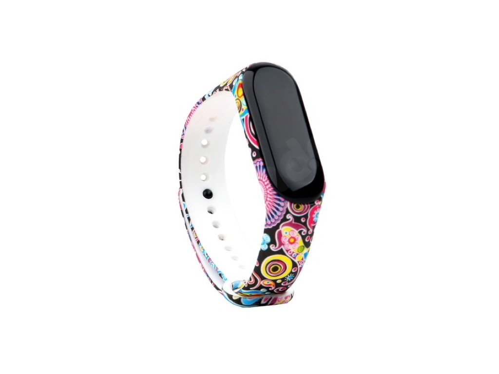 Rovtop Colorful Bracelets For Xiaomi Mi Band 3 Sport Smart Bracelet Watch Silicone Wrist Strap For.jpg 640x640.jpg 4
