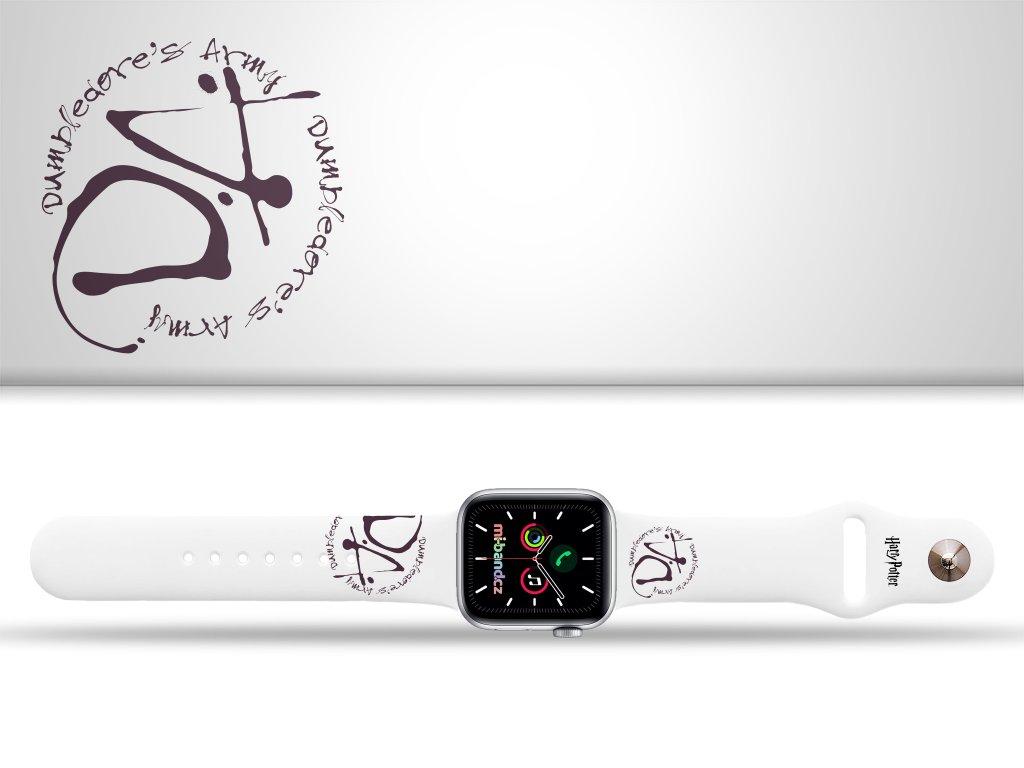 hp 20 - Brumbálova armáda řemínek pro Apple watch