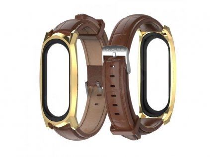 wholesale customized watch strap leather for mi