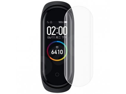 BOORUI mi band 4 screen protector Ultra 3