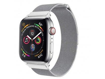 Milánský tah magnetický pro Apple Watch 38/40mm