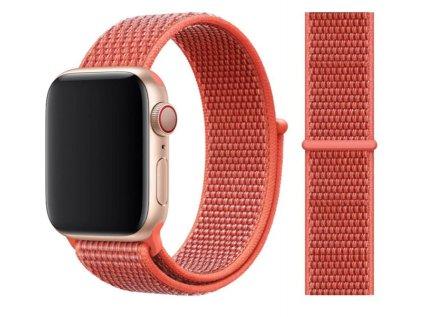 Apple Watch náhradní nylonový náramek 40/42mm