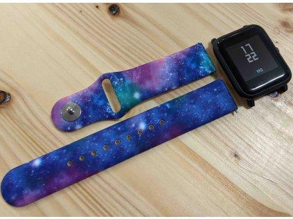 Galaxie náhradní řemínek 20/22mm