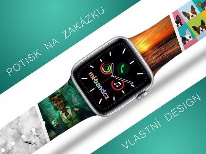 POTISK NA ZAKÁZKU pro Apple Watch (velikost S)