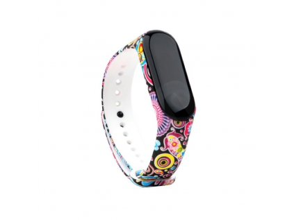 Rovtop Colorful Bracelets For Xiaomi Mi Band 3 Sport Smart Bracelet Watch Silicone Wrist Strap For.jpg 640x640.jpg 4