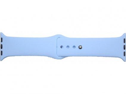 Jednobarevný řemínek pro Apple Watch S 38/40 mm (typ 9)