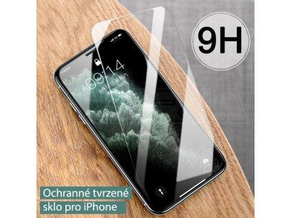 Ochranné sklo na iphone 7/8/X/XS/XR/11/12/SE (typ XS MAX)