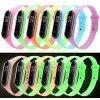 Luminiscenční jednobarevný náramek pro Xiaomi Mi Band 3/4