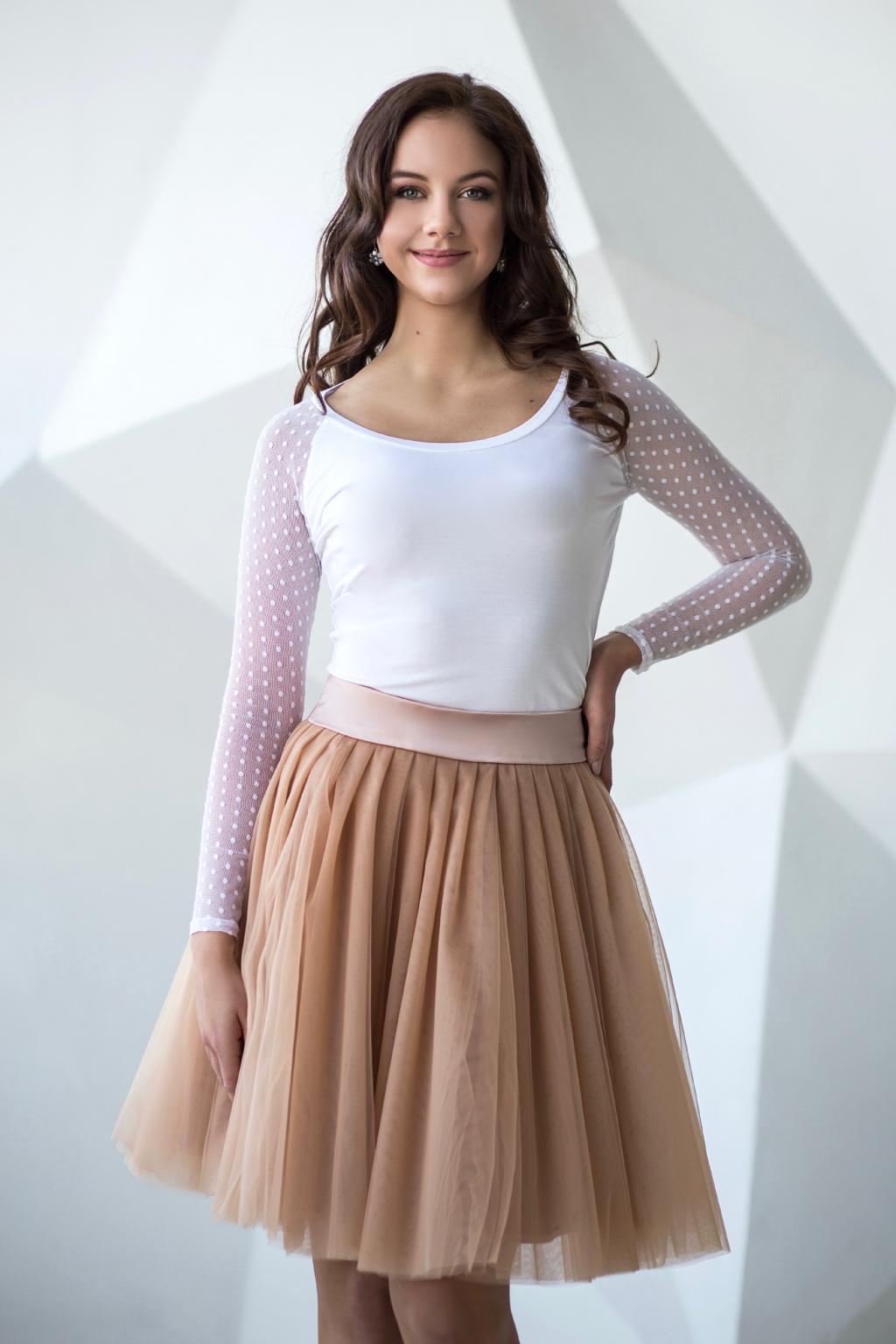 tutu sukne bezova
