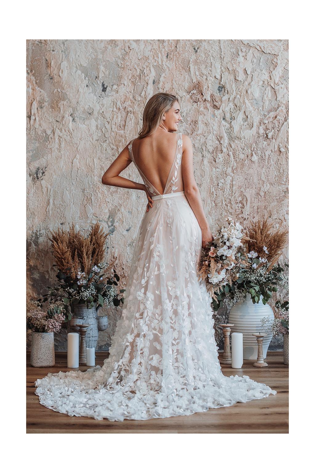 svatební šaty Florance