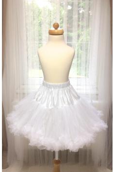 Spodnička dětská bílá 55cm