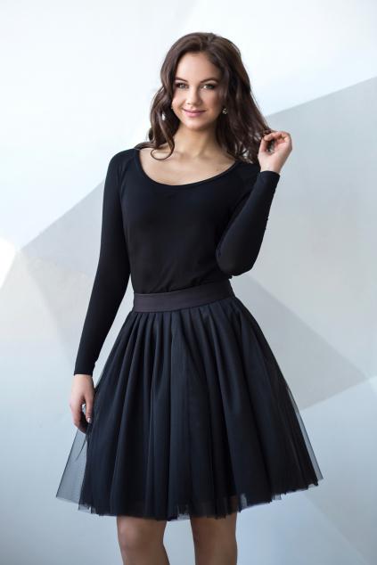 tutu sukne cerna