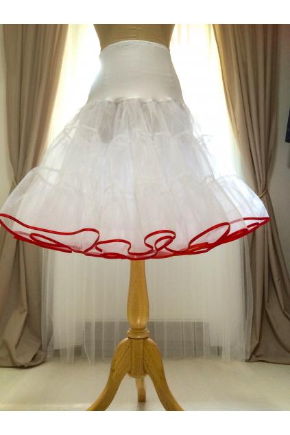 Lemovaná spodnička - barva na přání