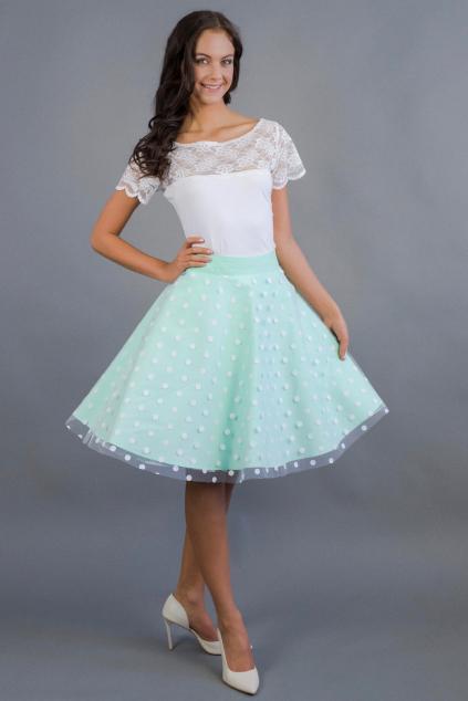 mint-sukne