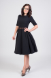 ADELE retro šaty černé