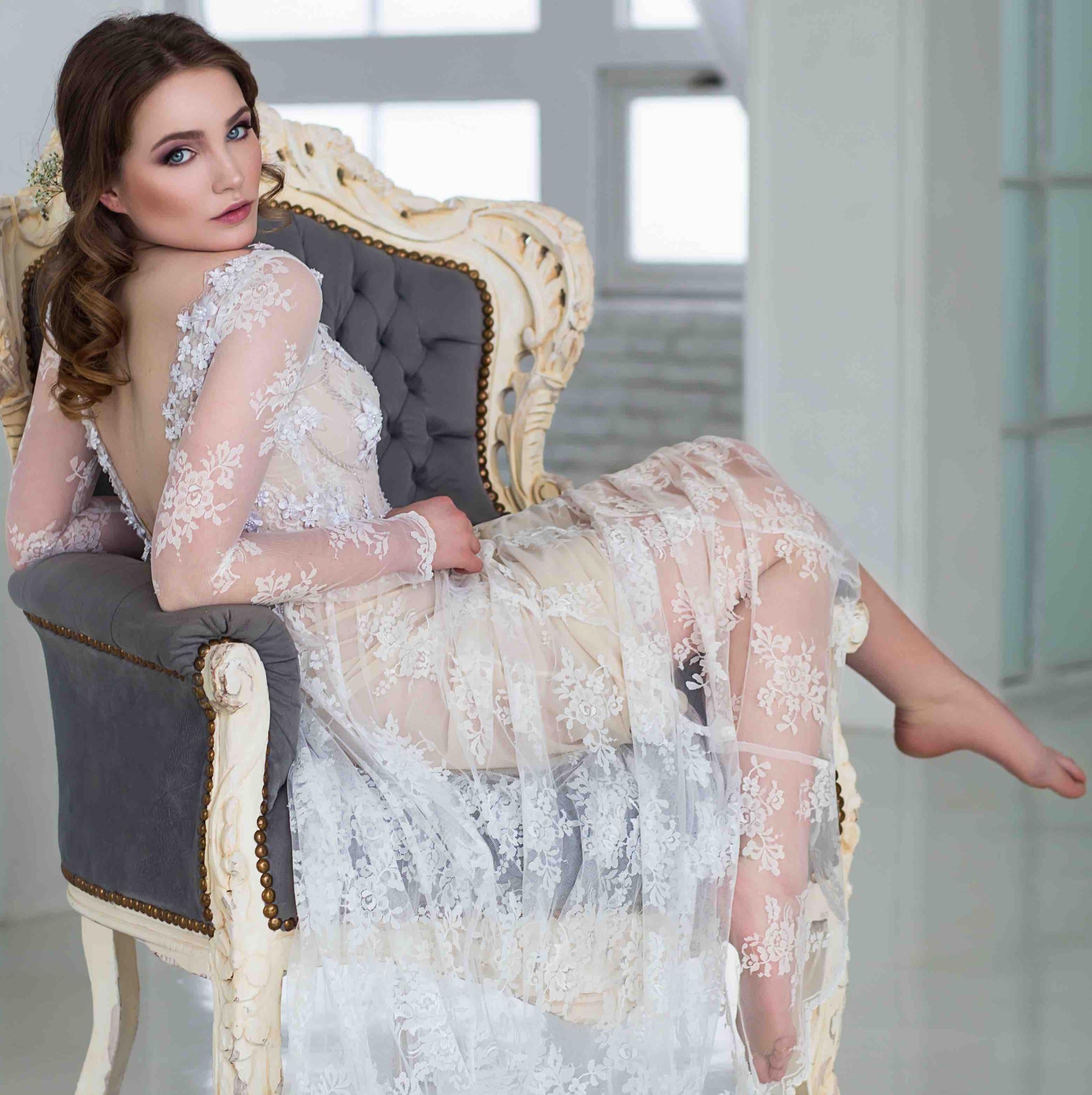 bec329a522 MiaBella - Originální svatební šaty šité na míru