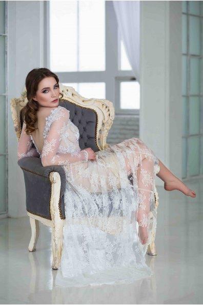 celokrajkové svatební šaty s rukávy 5a4bd195aa