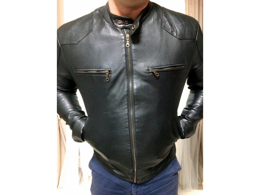 054bb3630 Pánska kožená bunda · Pánska kožená bunda · Pánska kožená bunda ...
