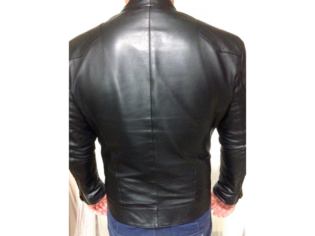 97ab22694 Pánska kožená bunda - MiaBella