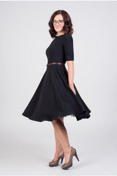 ADELE retro šaty čierne