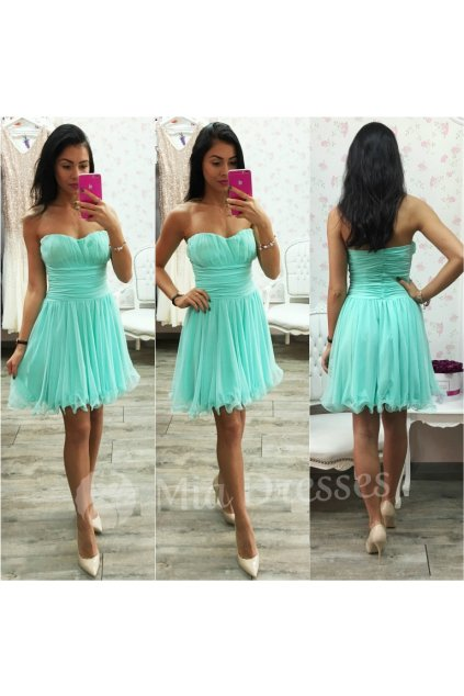 Mint formal dress