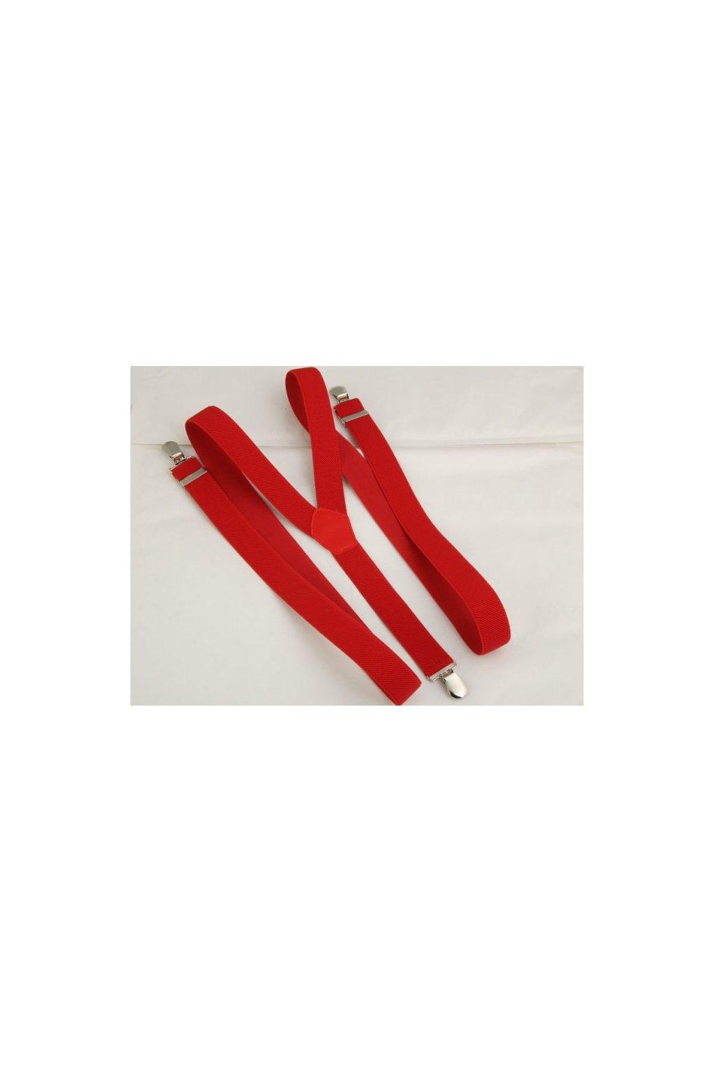 Červené traky