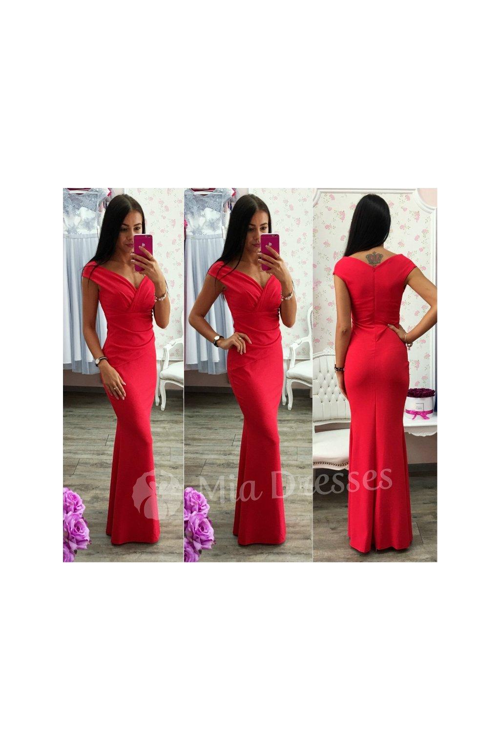 9b50f4601104 Dlhé spoločenské šaty